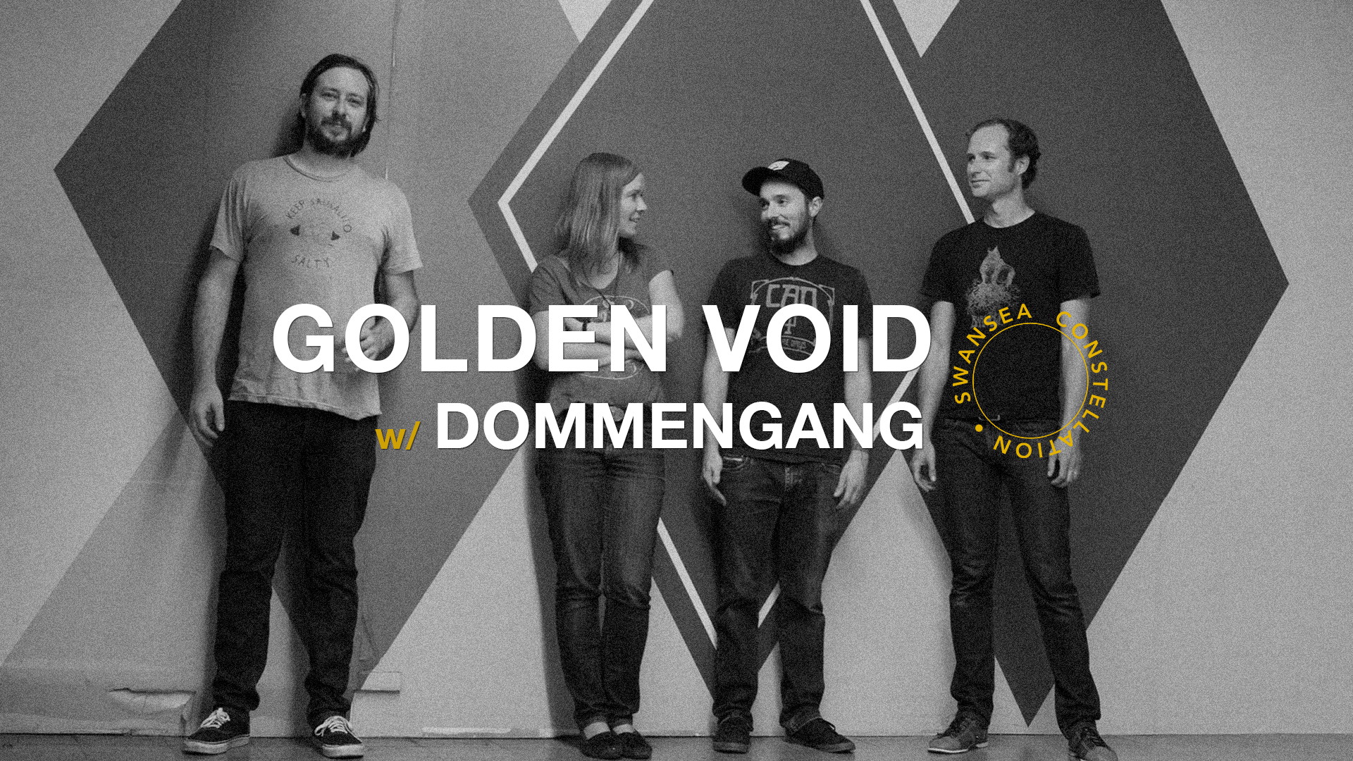 Preview: Golden Void w/ Dommengang • Ilses Er