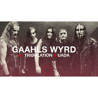 Preview: Gaahl`s Wyrd w/ Tribulation