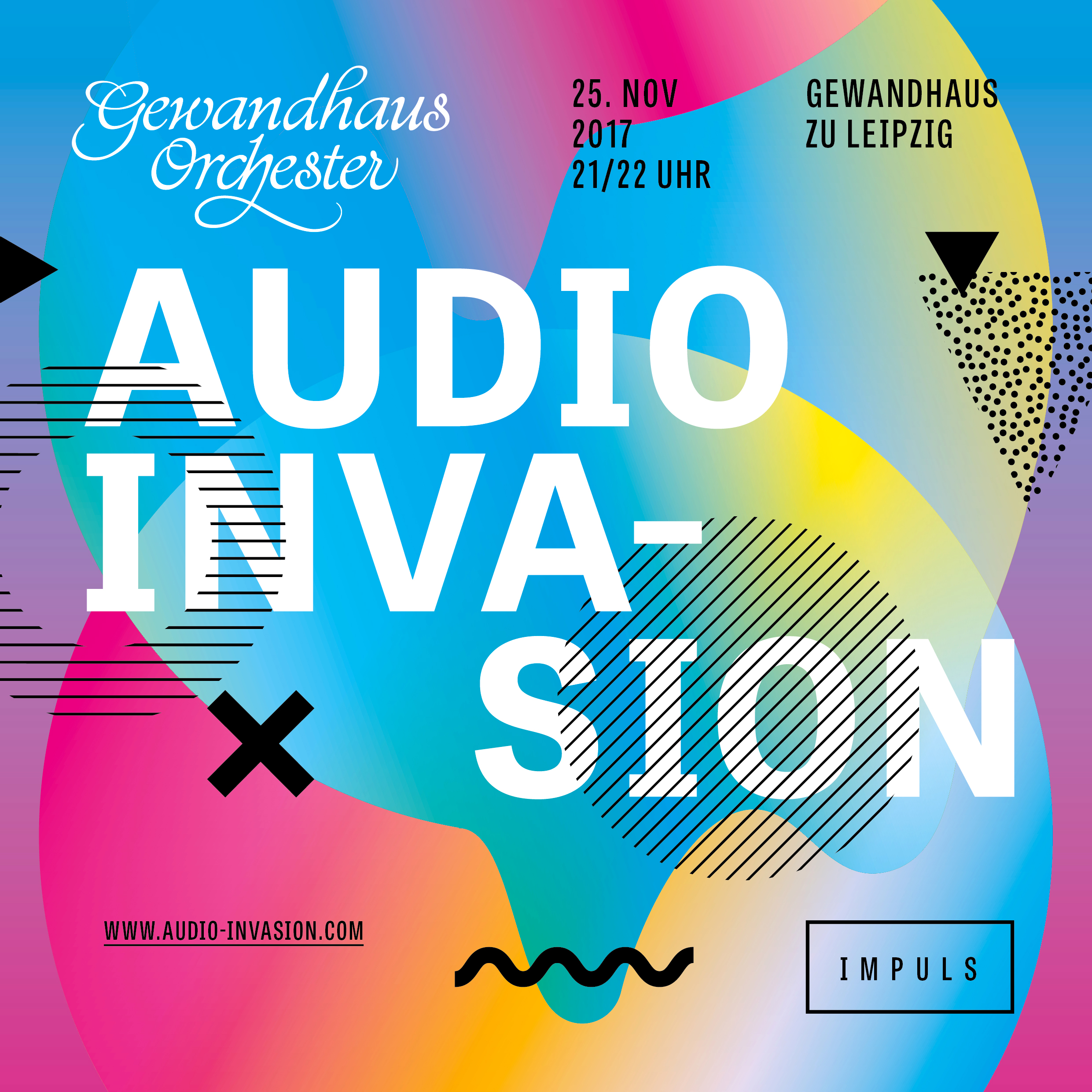 Preview: Audio Invasion 2017
