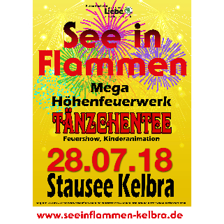 Preview: SEE in Flammen Kelbra