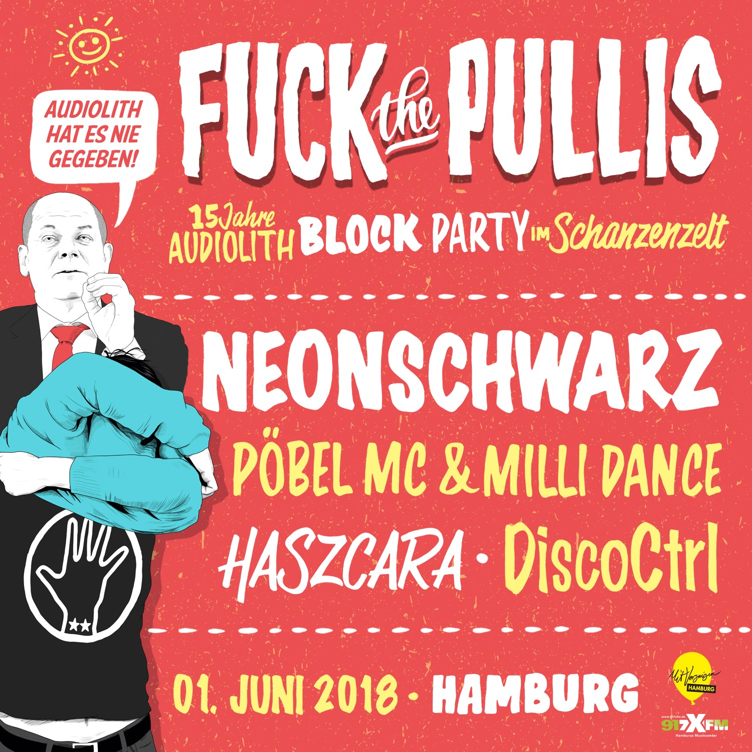 Preview: Fuck The Pullis - 15 Jahre Audiolith