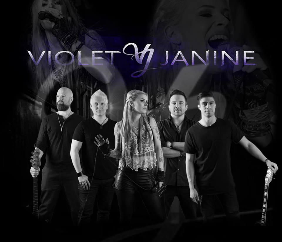 Image of Violet Janine