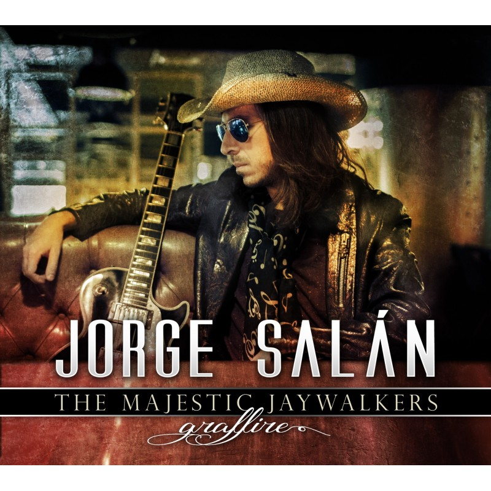 Image of Jorge Salan's Majestic Jaywalkers