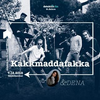Preview: Kakkmaddafakka & DENA