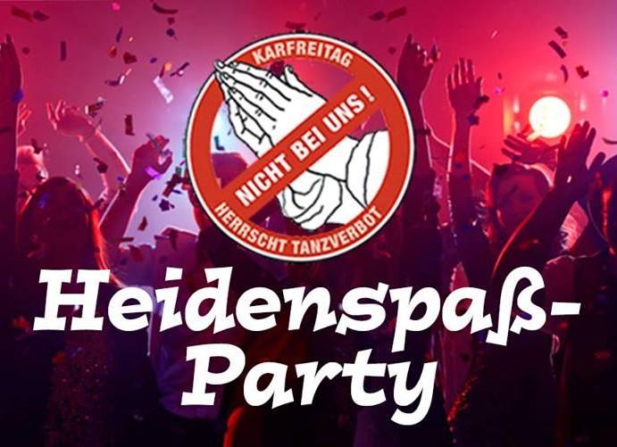 Preview: Heidenspaß-Party