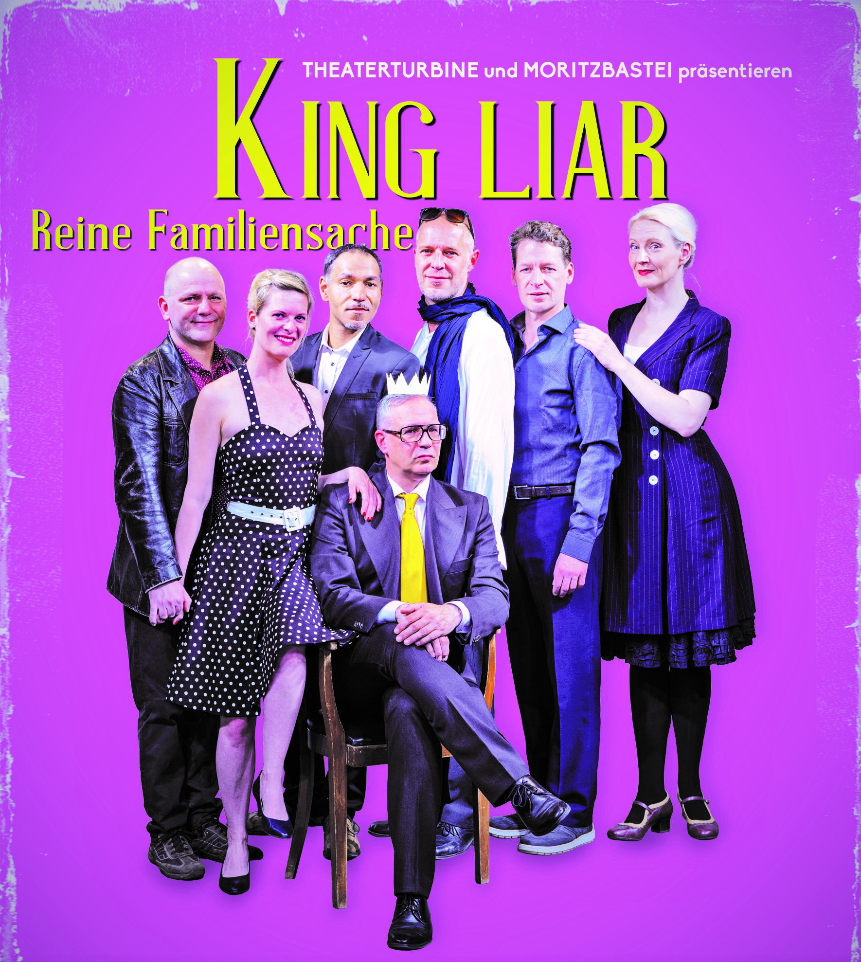 Preview: MB Sommertheater // King Liar