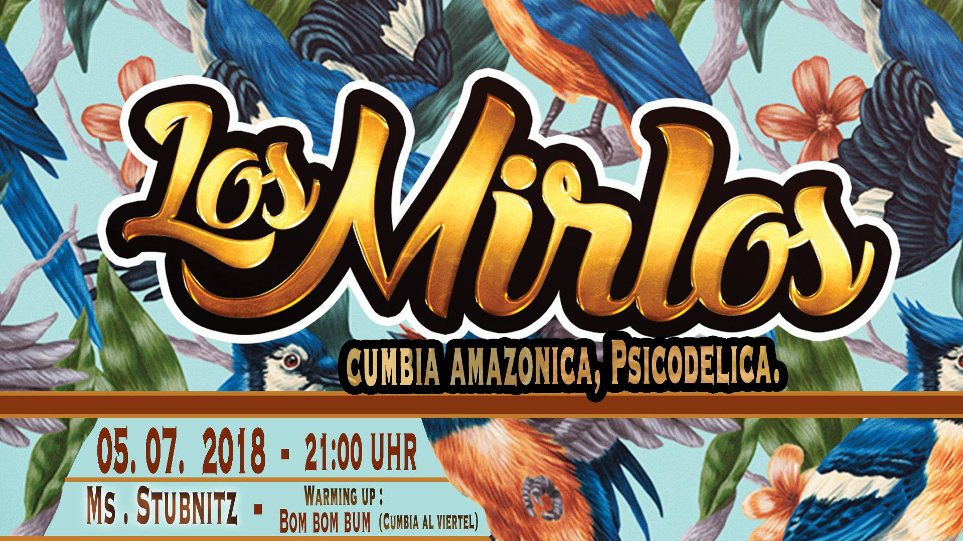 Preview: Los Mirlos (Cumbia, Peru)
