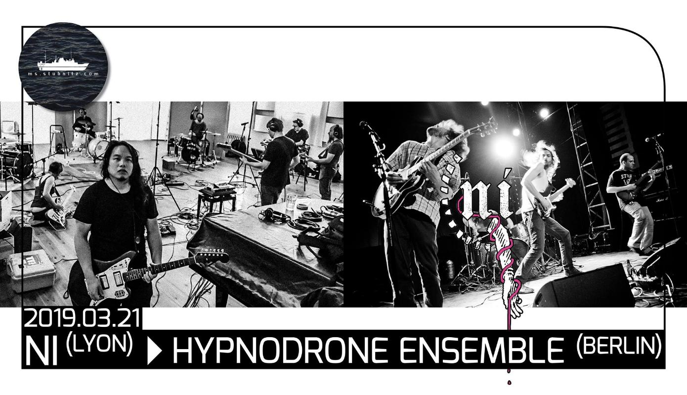 Preview: Hypnodrone Ensemble & Ni