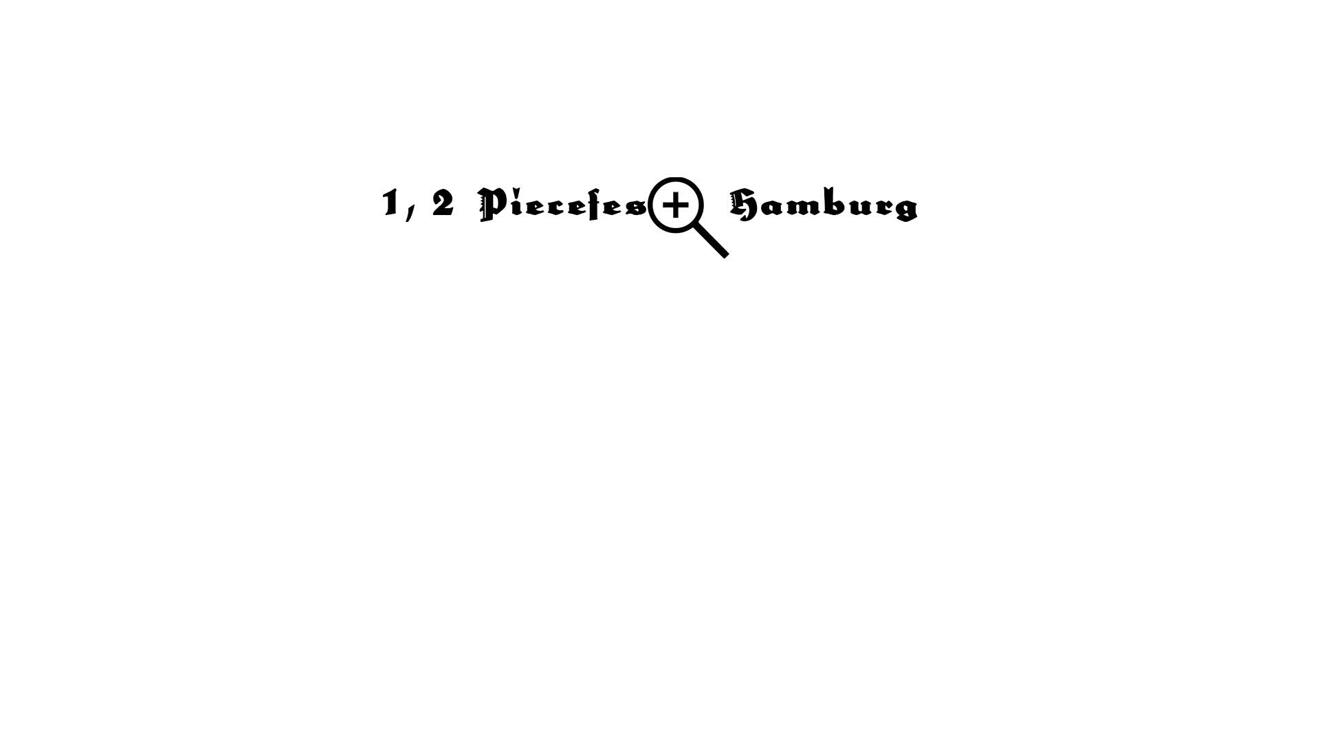 Preview: 1,2 Piecefest Hamburg