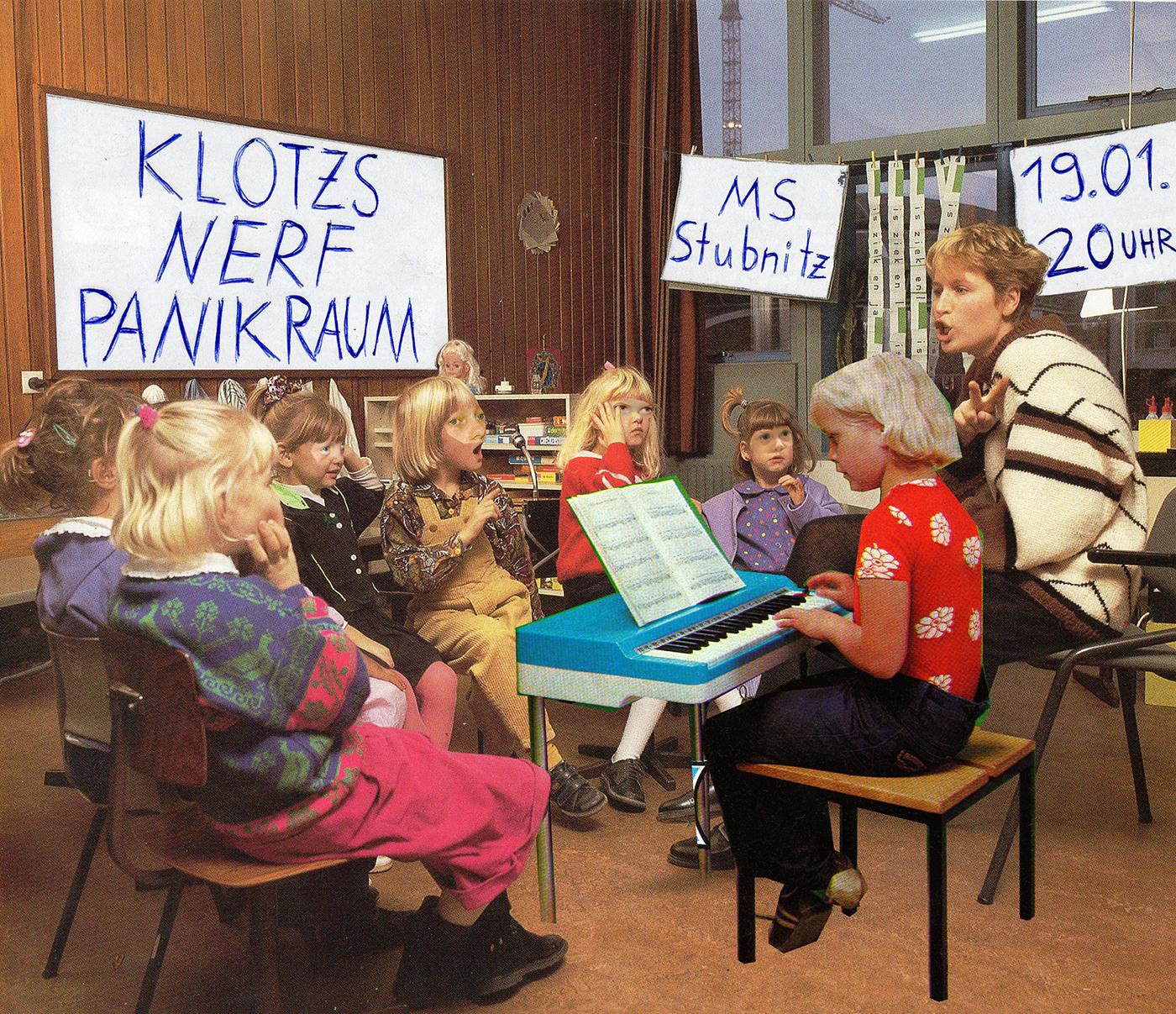 Preview: KLOTZS, NERF & PANIKRAUM