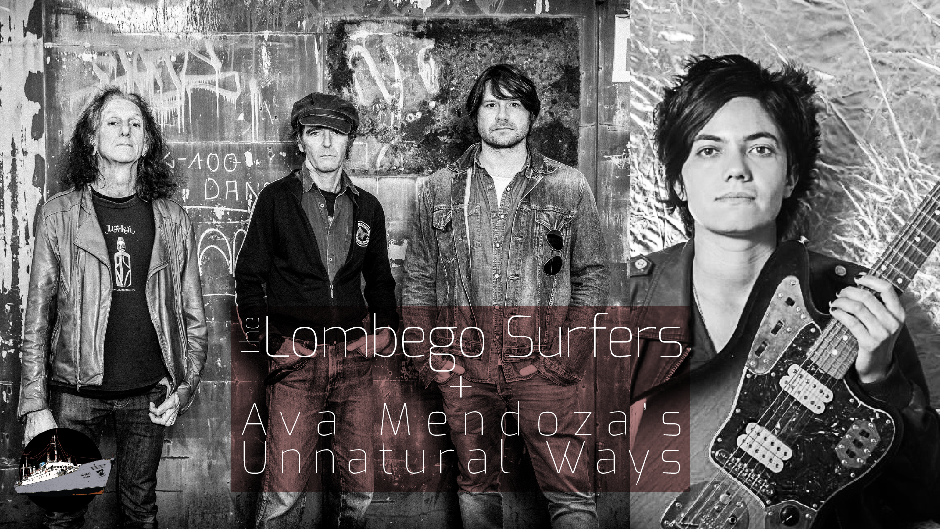 Preview: The Lombego Surfers + Unnatural Ways