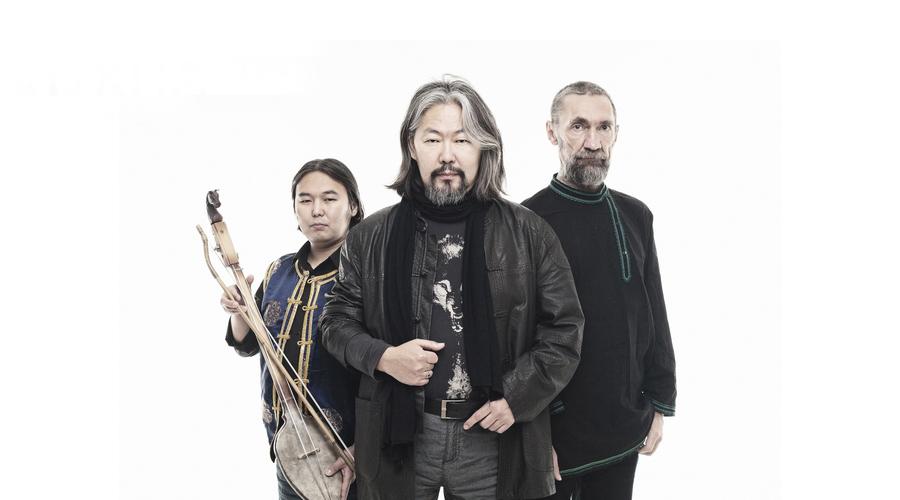 Preview: Yat-Kha (Tuva, Sibirien)