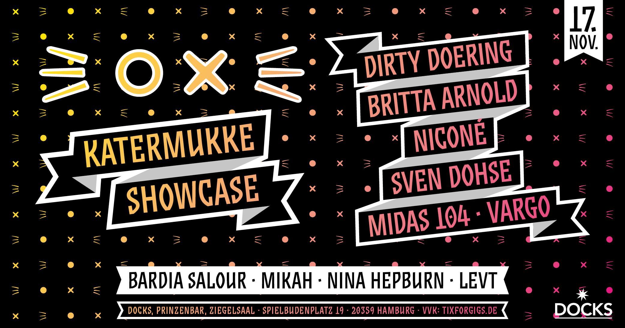 Preview: Katermukke Showcase
