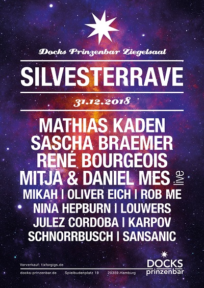 Preview: SILVESTERRAVE
