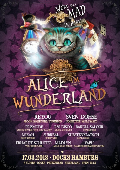 Preview: Alice im Wunderland