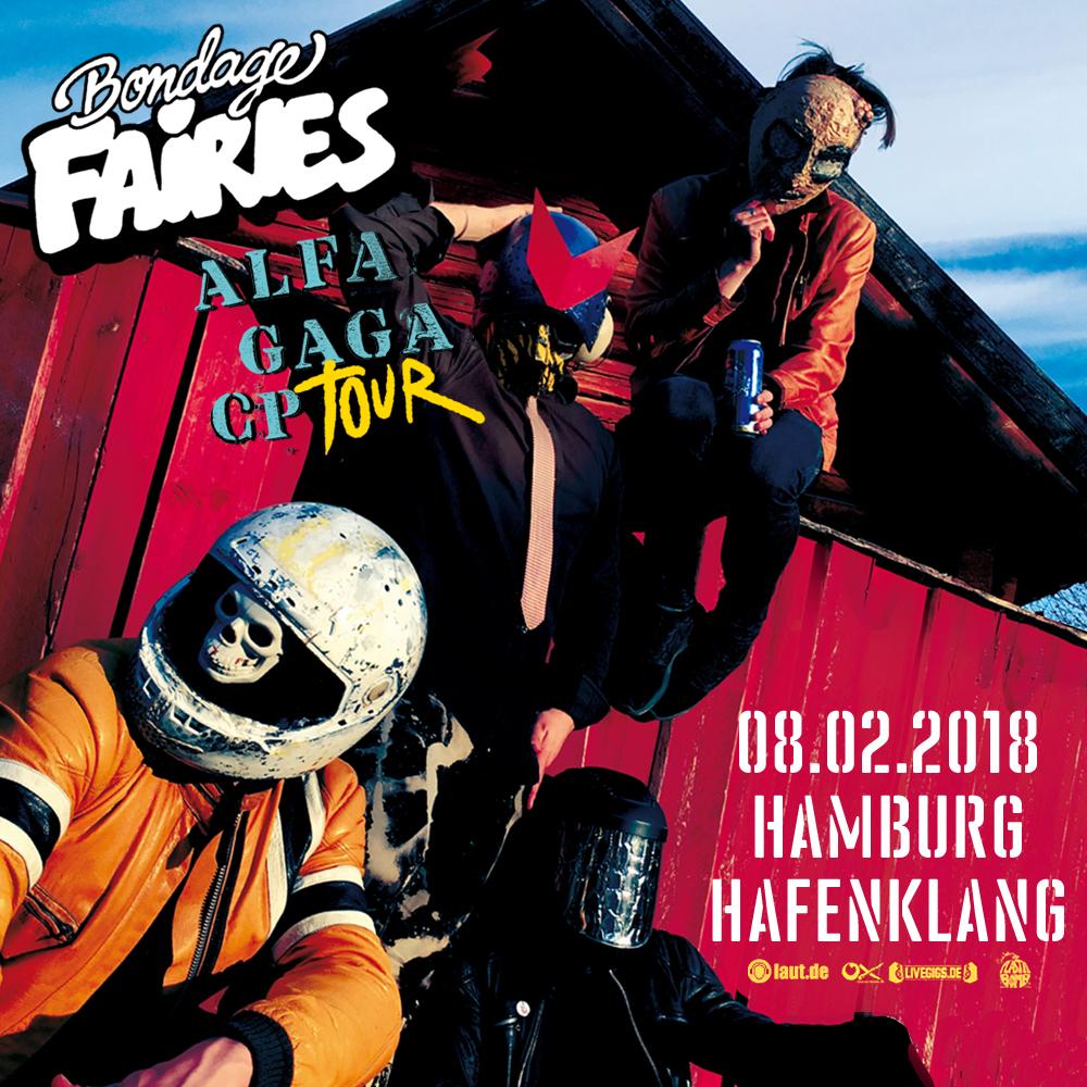 """Preview: Bondage Fairies """"ALFA GAGA CP TOUR"""""""
