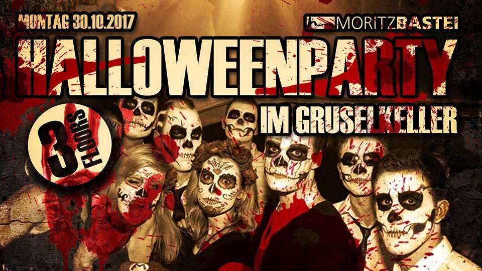 Preview: Halloweenparty im Gruselkeller