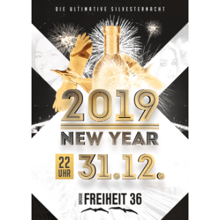 Preview: SILVESTER PARTY