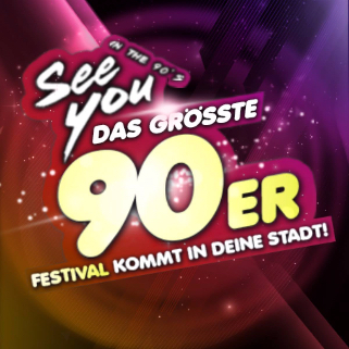 Preview: See You in the 90's - das größte 90er Festival