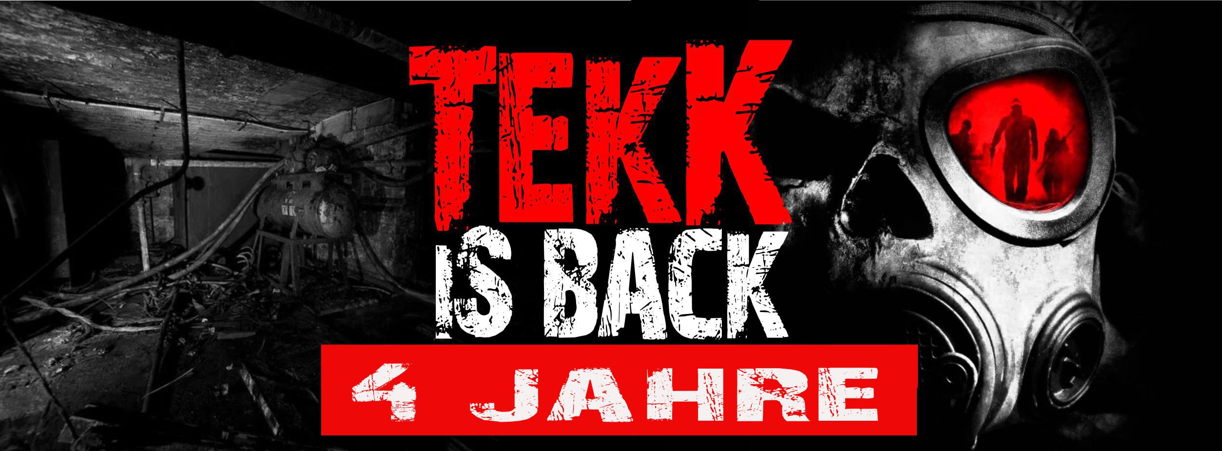 Preview: 4 Jahre TEKK IS BACK