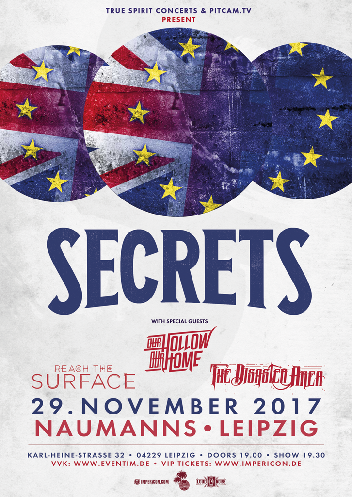 Preview: SECRETS + OUR HOLLOW, OUR HOME