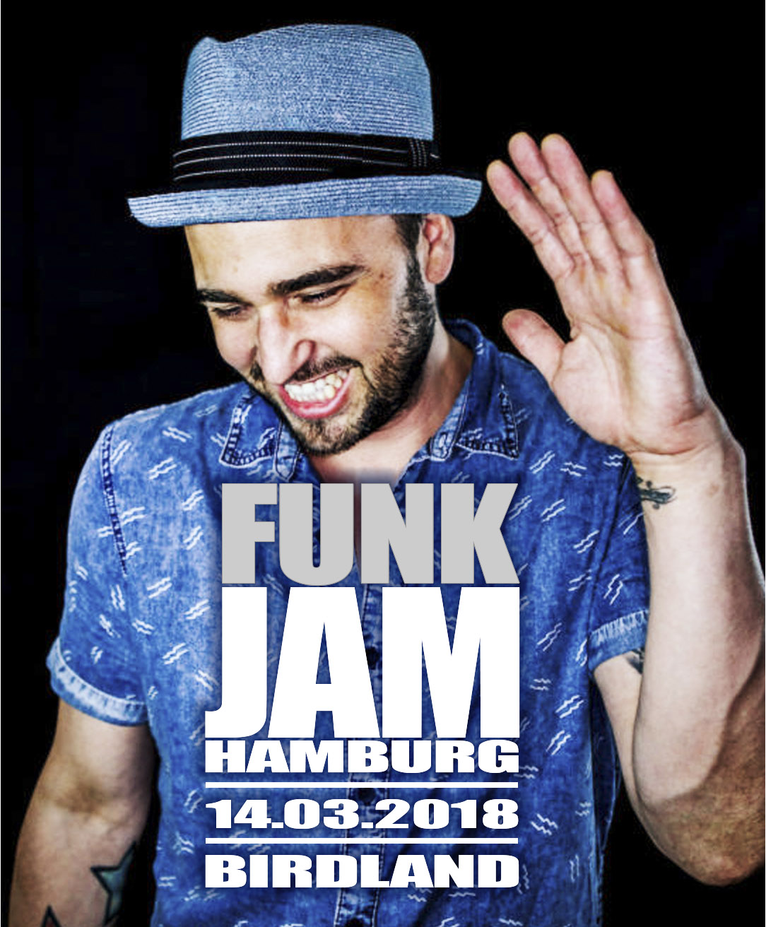 Preview: Funk Jam by Cosmo Klein