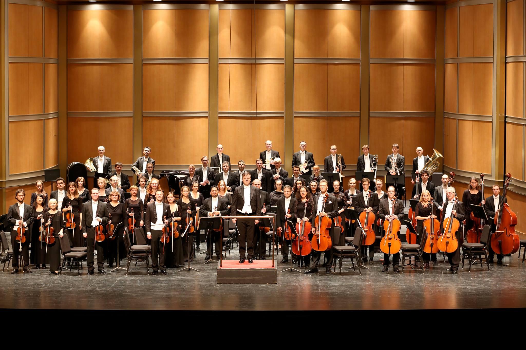 Preview: 2. Sinfoniekonzert