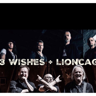 Preview: 3Wishes + Lioncage - Double Headliner Show