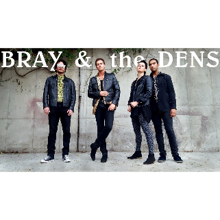 Preview: Bray & the Dens - Indie Pop Rock from San Franzisco