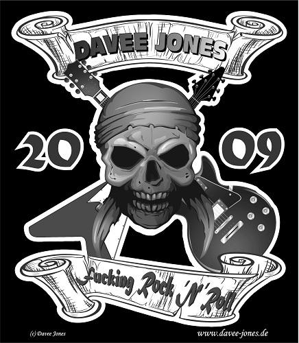 Preview: Davee Jones - Hard´n´Cover