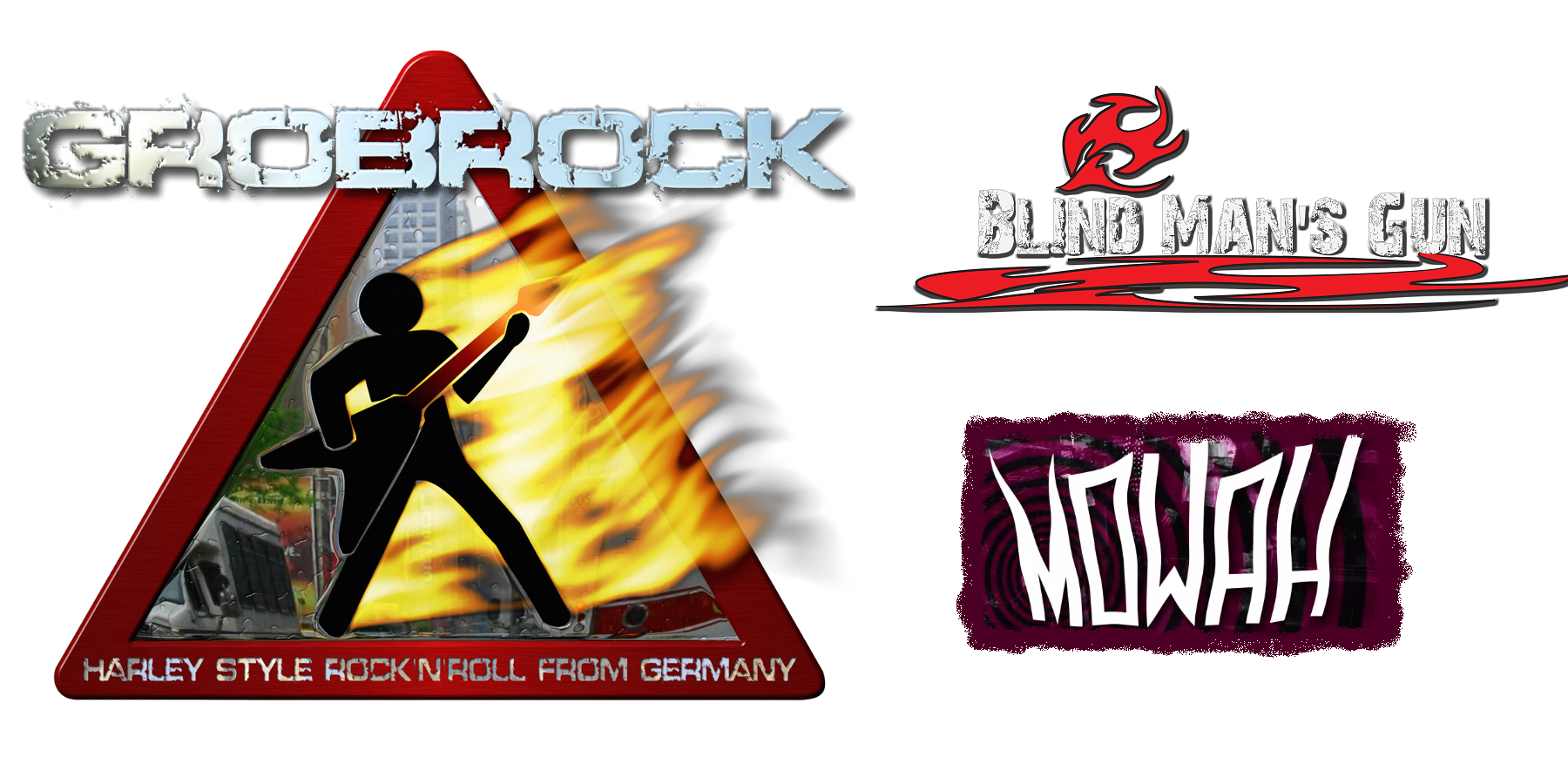 Preview: Grobrock CD-Release & Friends