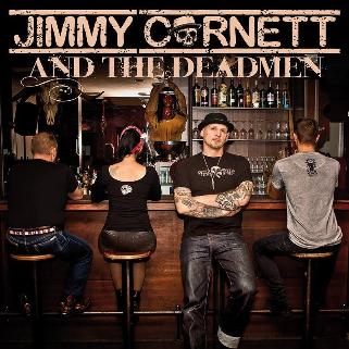Preview: AUSVERKAUFT! Jimmy Cornett & The Deadmen ! X-Mass 2018 @ his best...