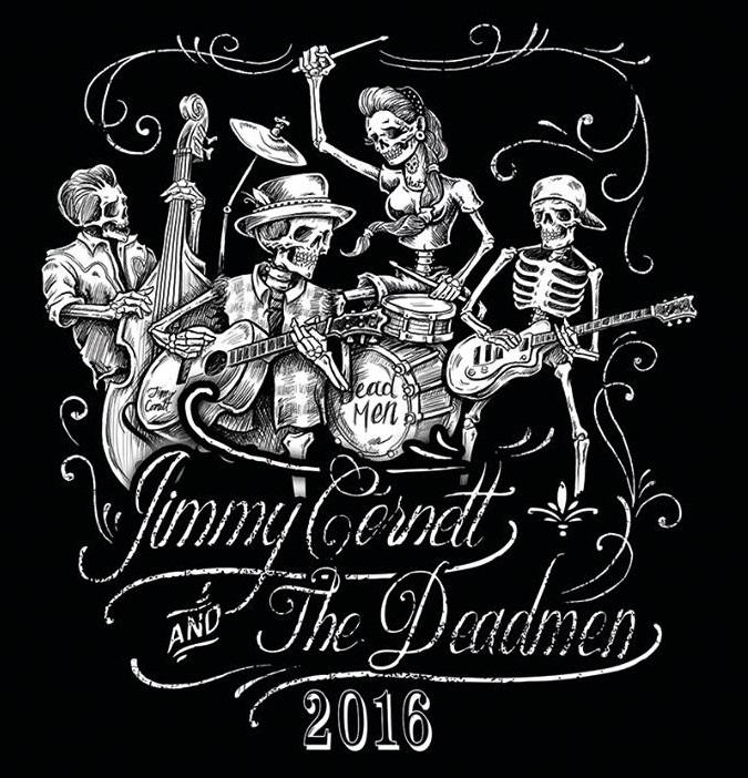 Preview: Jimmy Cornett & The Dead Men