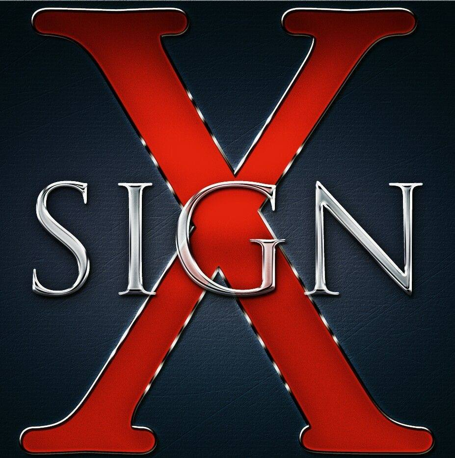 Preview: Sign X ! Support: Sammy Barry