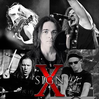 Preview: SIGN X (Hardrock) Support: Elói Dias (Blues&Rock)