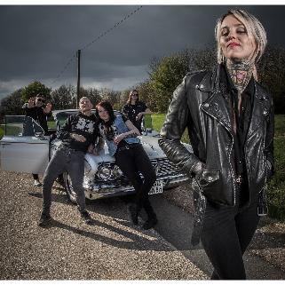 Preview: The Headlines - PunkRock from Sweden & VA Rocks
