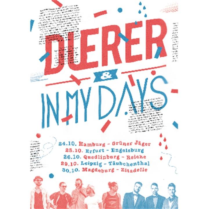 DUERER x In My Days - Live