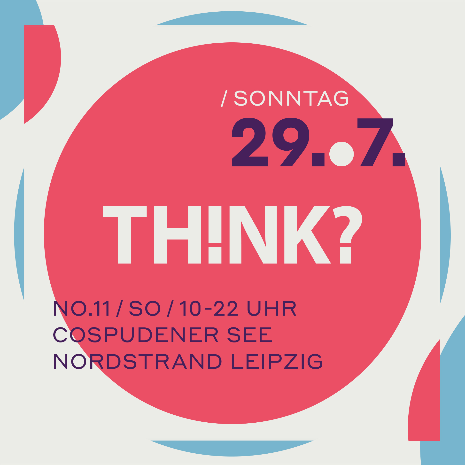 Preview: THINK FESTIVAL NO. 11