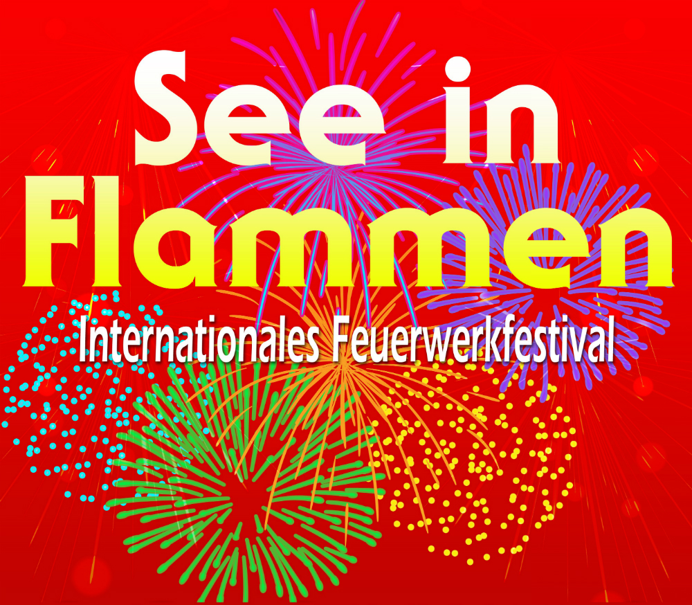 Image of See in Flammen