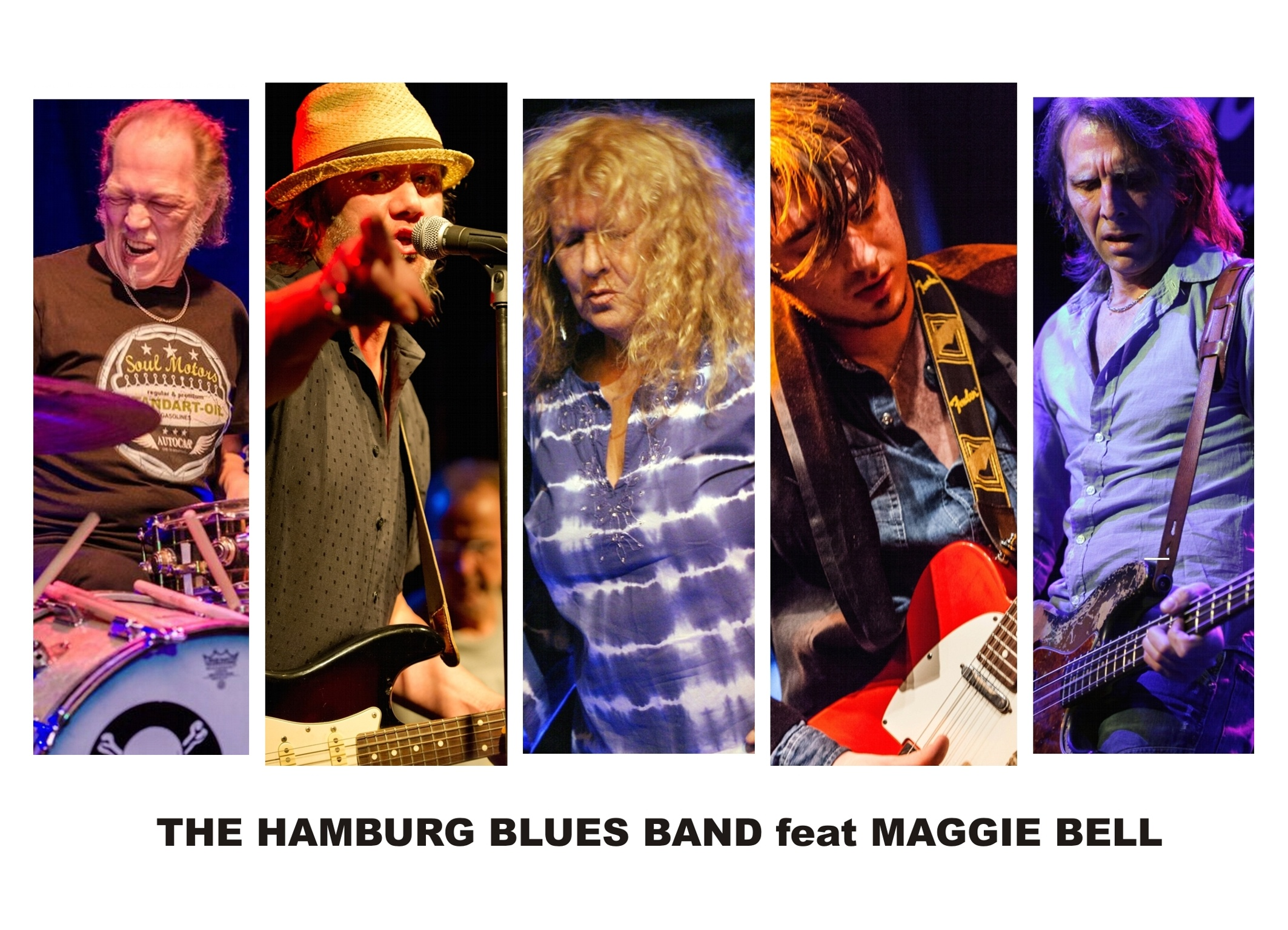 Preview: The Hamburg Blues Band