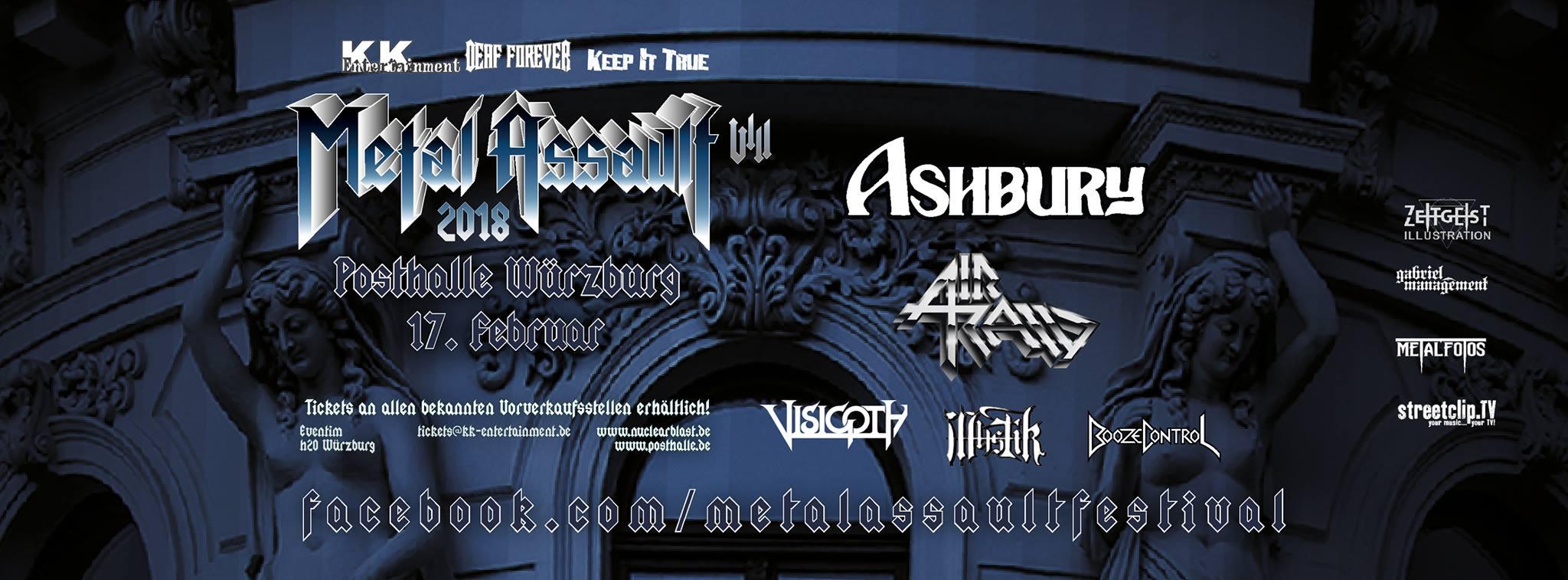 Preview: Metal Assault VIII