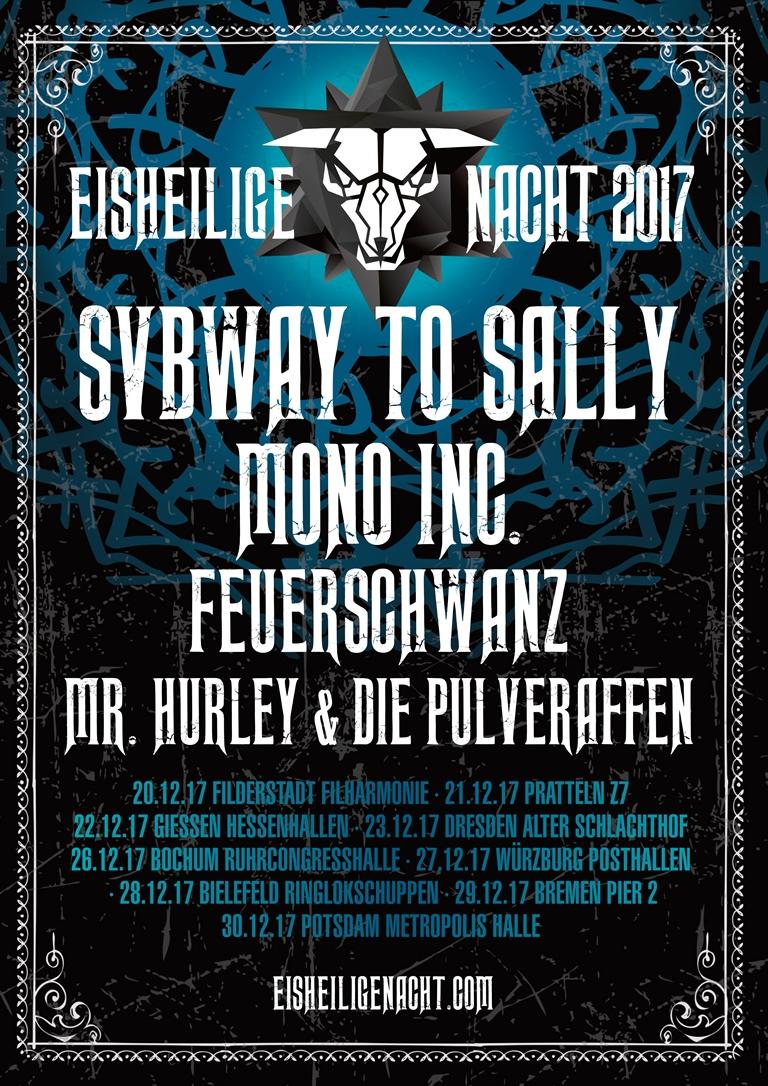 Preview: EISHEILIGE NACHT 2017