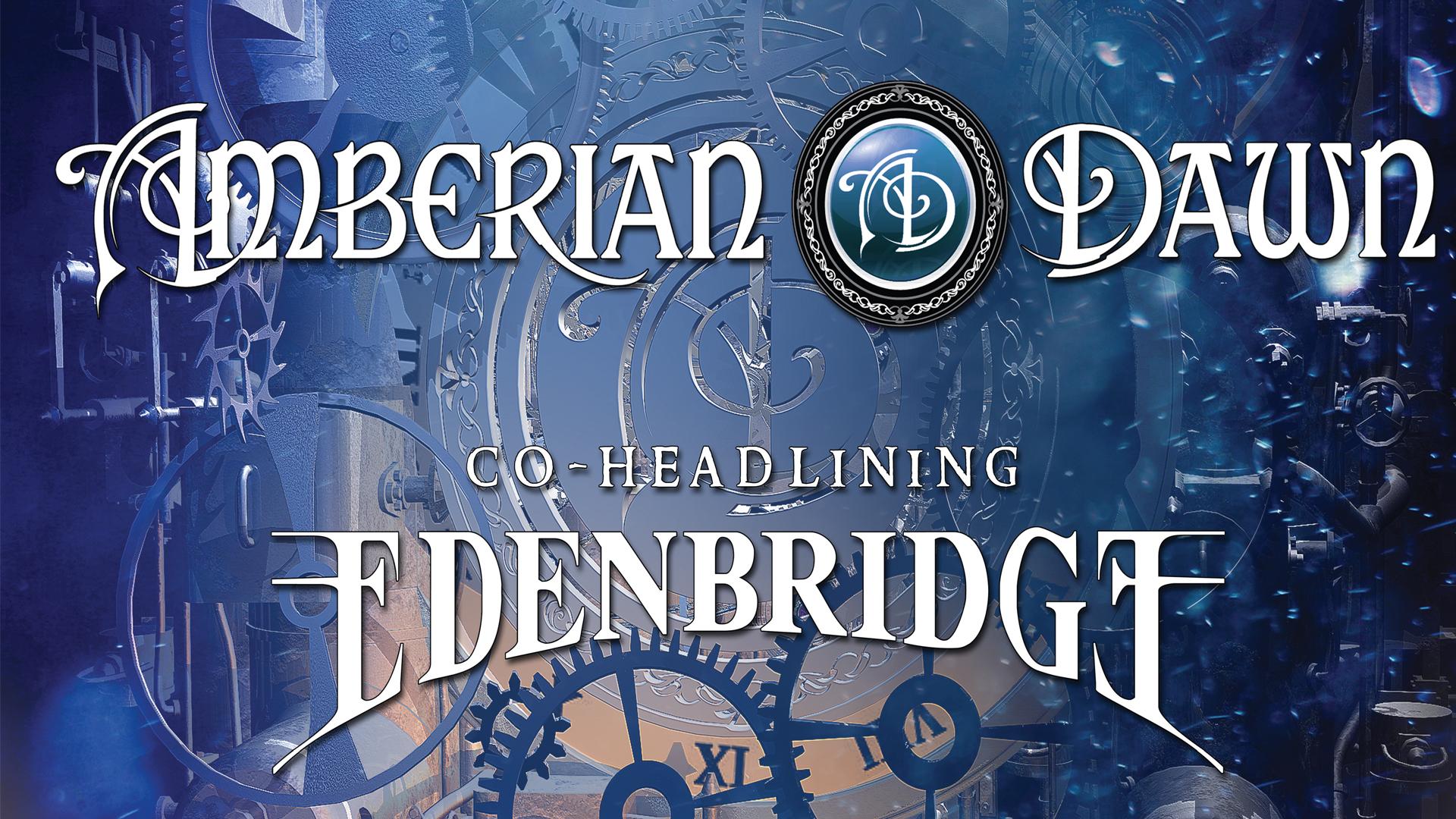 Preview: Amberian Dawn + Edenbridge + Manzana