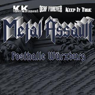 Preview: Metal Assault IX