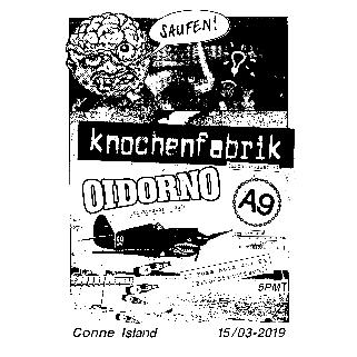 Preview: Knochenfabrik & Oidorno
