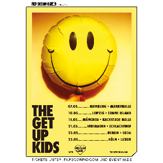 Preview: THE GET UP KIDS